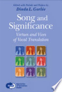 download ebook song and significance pdf epub