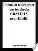Comment t  l  charger tous les ebooks gratuits pour Kindle
