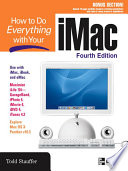 How to Do Everything with Your iMac  4th Edition