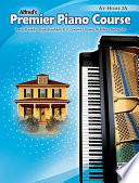 Premier Piano Course At Home Book  Bk 2A
