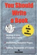 You Should Write a Book