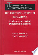 Differential Operator Equations