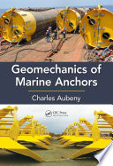 Geomechanics of Marine Anchors