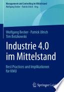 Industrie 4.0 im Mittelstand