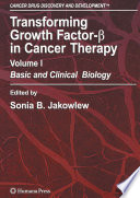 Transforming Growth Factor Beta In Cancer Therapy Volume I