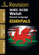 WJEC GCSE Welsh  2nd Language
