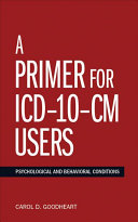 A Primer for ICD 10 CM Users