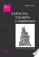 Espacio  tiempo y arquitectura  Edici  n definitiva
