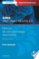 Sims Sintomas Mentales Expertconsult