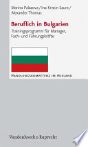 Beruflich in Bulgarien