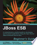 Jboss Esb Beginner's Guide Cover Image
