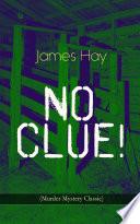 NO CLUE   Murder Mystery Classic