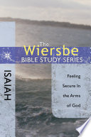 The Wiersbe Bible Study Series  Isaiah