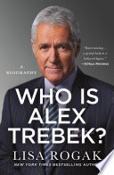 Book Who Is Alex Trebek