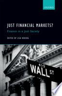 Just Financial Markets