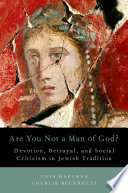 download ebook are you not a man of god? pdf epub