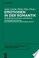 Emotionen in der Romantik