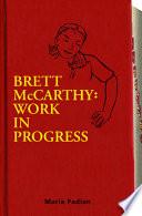 download ebook brett mccarthy: work in progress pdf epub