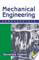 Mechanical Engineering: Fundamentals