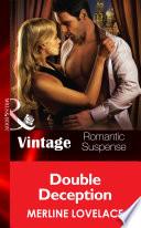 Double Deception  Mills   Boon Vintage Romantic Suspense   Code Name  Danger  Book 18