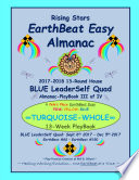 Rising Stars Earthbeat Easy Almanac 2017 2018 13 Round House Blue Leaderself Quad Almanac Playbook Iii Of Iv book