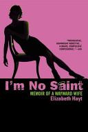 I M No Saint
