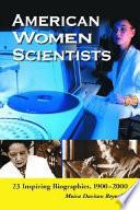 American Women Scientists