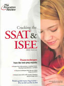 Cracking the SSAT and ISEE 2006