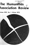 The Humanities Association Review