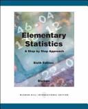 Elementary Statistics with Mathzone