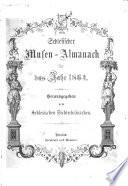 Schlesischer Musen-Almanach