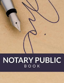 Notary Public Book