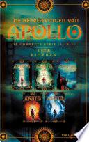 De Beproevingen Van Apollo De Complete Serie 5 In 1