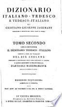 Che comprende il dizionario tedesco   italiano