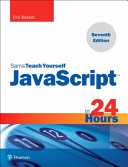 Javascript In 24 Hours Pearson Teach Yourself