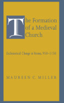The Formation of a Medieval Church