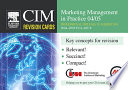 CIM Revision Cards  Marketing Management in Practice 04 05