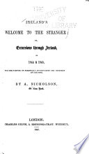 Book Ireland s Welcome to the Stranger