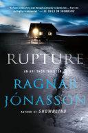 Rupture Fourth Book In The Ari