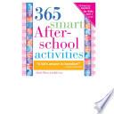 365 Smart Afterschool Activities Book PDF