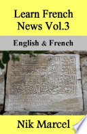 Learn French News Vol 3