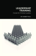 Leadership Training Course for Christian Leaders Book