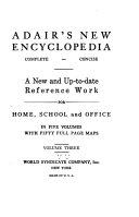 Adair s New Encyclopedia