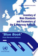 Inventory of Main Standards and Parameters of the E Waterway Network  Blue Book