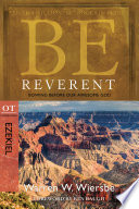 Be Reverent  Ezekiel