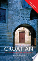 Colloquial Croatian  eBook And MP3 Pack