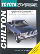 Chilton s Toyota