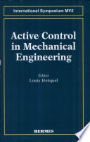 Active Control in Mechanical Engineering