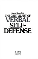 The gentle art of verbal self-defense Book Cover