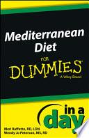 Mediterranean Diet In a Day For Dummies